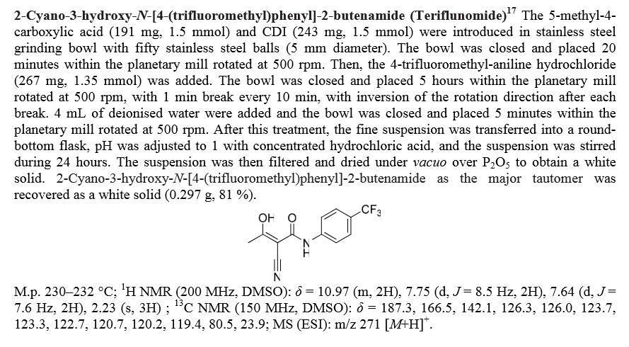 NMR DASTA