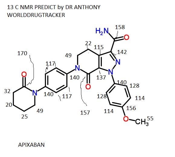 APIXABAN 13