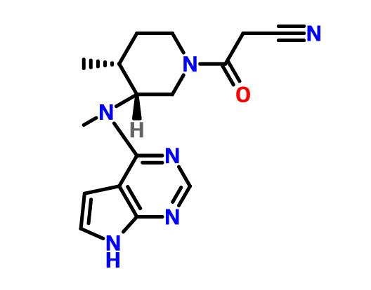 tofacitinib Molbase str